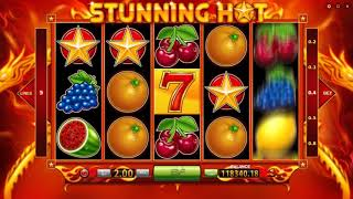 stunning hot 20 deluxe слот